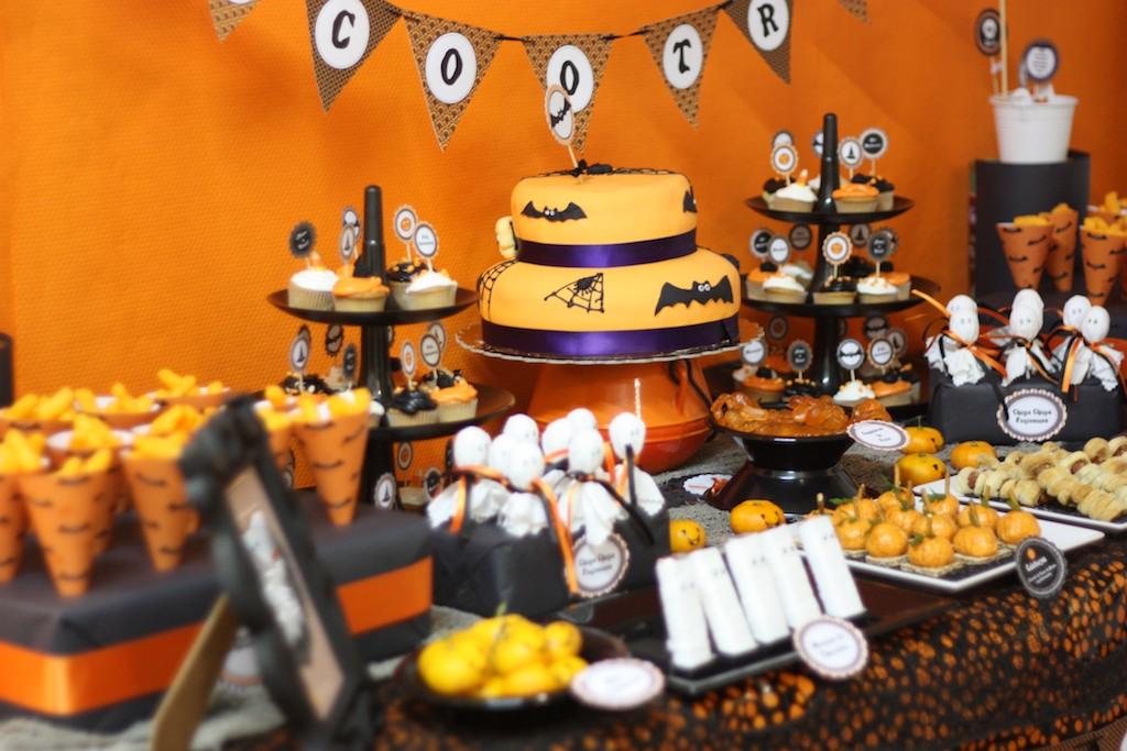 organizando una fiesta infantil de halloween  nuestros peques comer u00e1n de miedo  primera parte