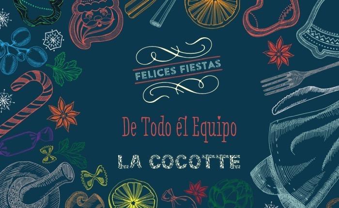 La Cocotte Celebra 30 Años del Menú de Navidad 1987 – 2017